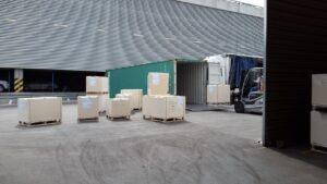 Logistika in transport