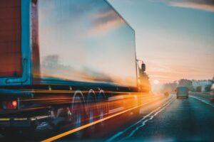 Cestni transport in logistika