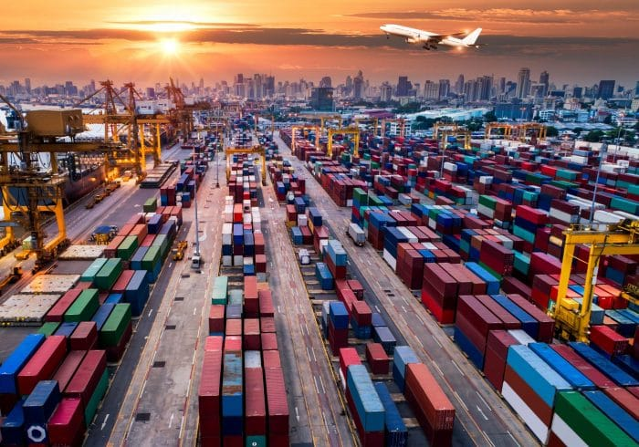 Ladijski transport in logistika